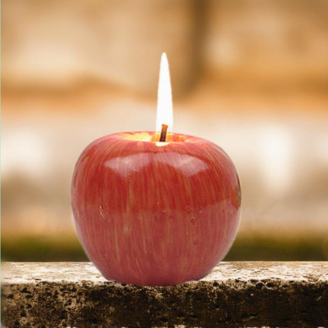 Fruit Shaped Candles - oddgifts.com