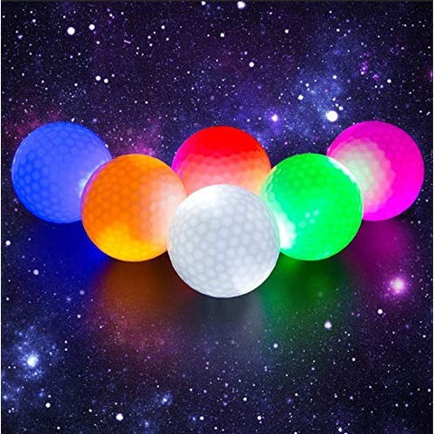Glow In The Dark Golf Balls - oddgifts.com