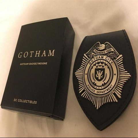 Gotham City Police Badge - OddGifts.com