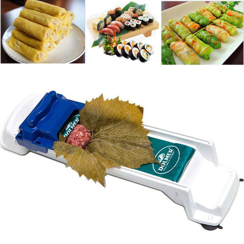 Grape Leaves Rolling Machine - OddGifts.com