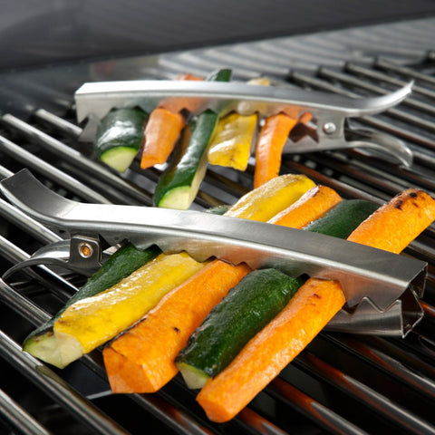 Grill Vegetable Clips - oddgifts.com