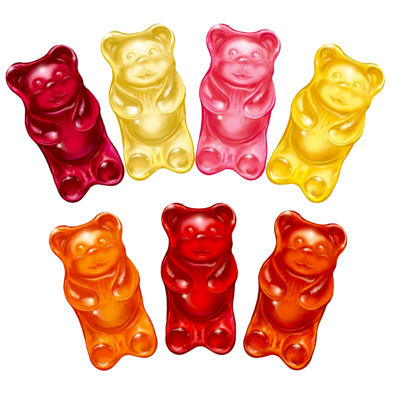 Gummy Bear Mold - oddgifts.com