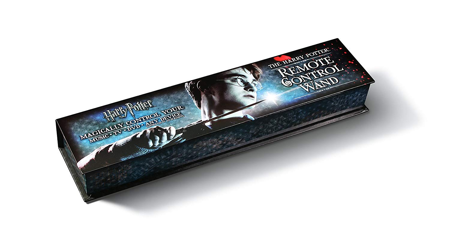 Harry Potter Remote Control Wand - OddGifts.com