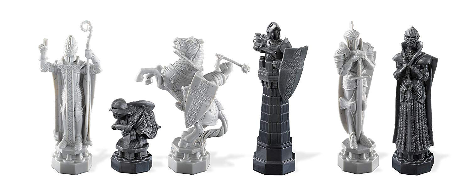 Harry Potter Wizard Chess Set - oddgifts.com