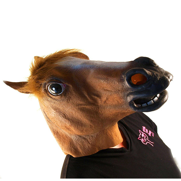 Horse Head Mask - OddGifts.com