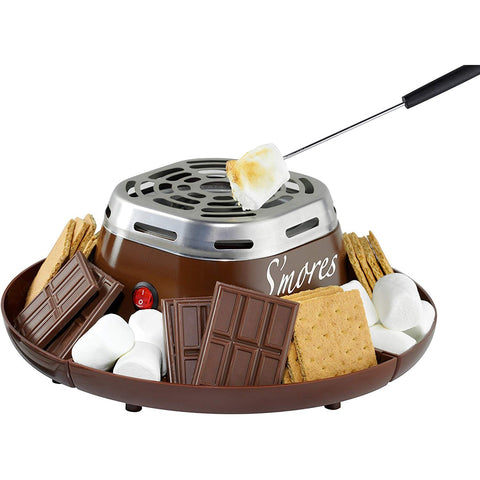 Indoor S'mores Maker - oddgifts.com