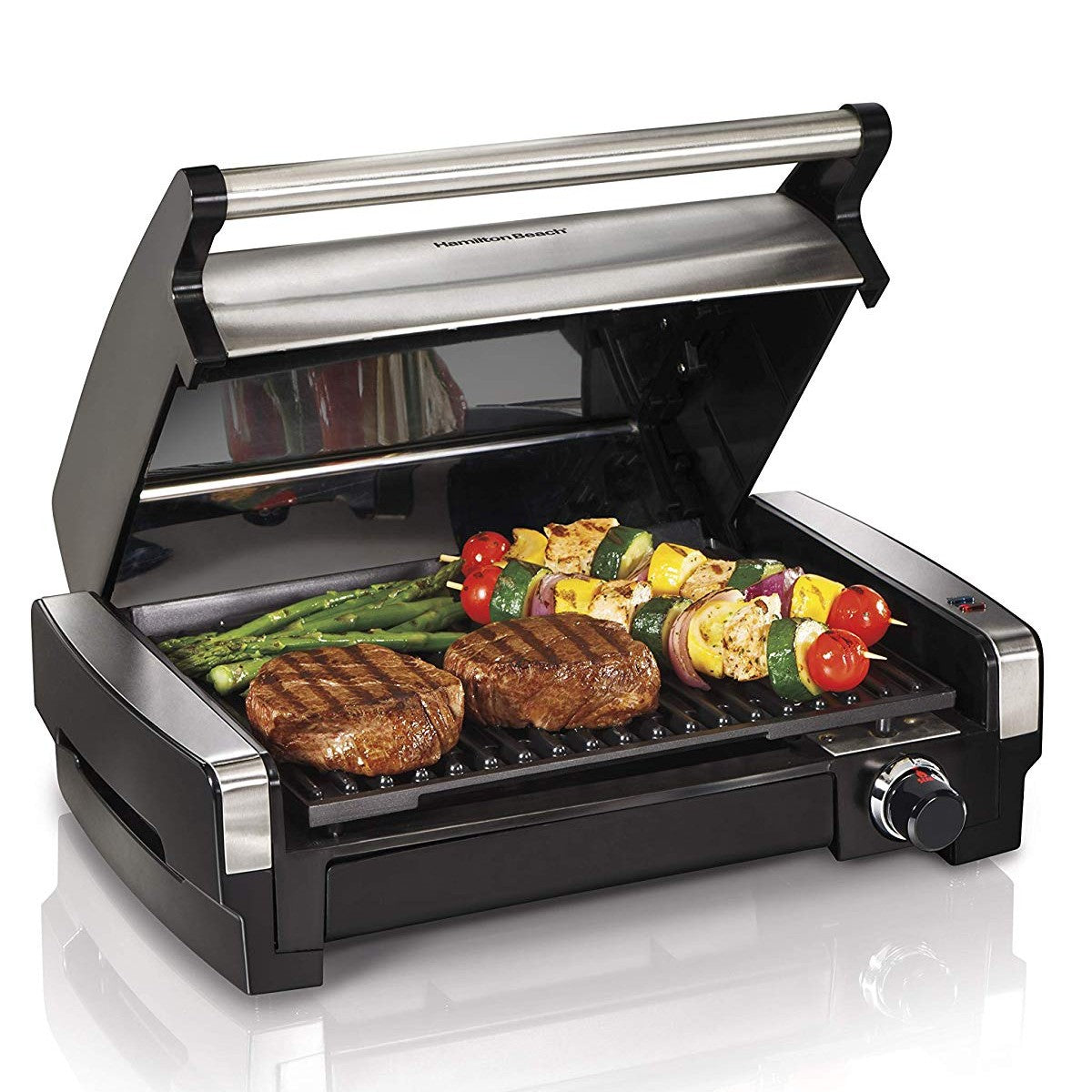 Indoor Searing Grill - oddgifts.com