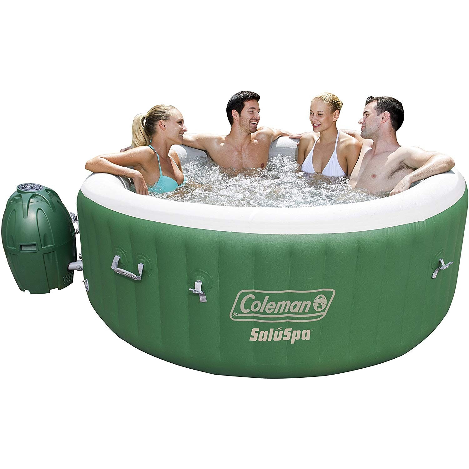 Inflatable Hot Tub - oddgifts.com