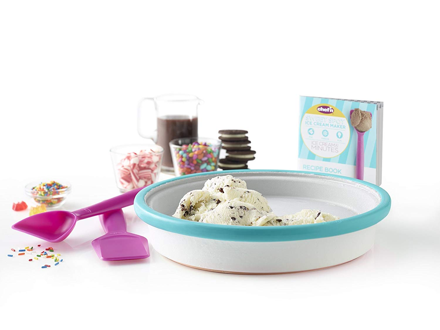 Instant Ice Cream Maker Pan - oddgifts.com