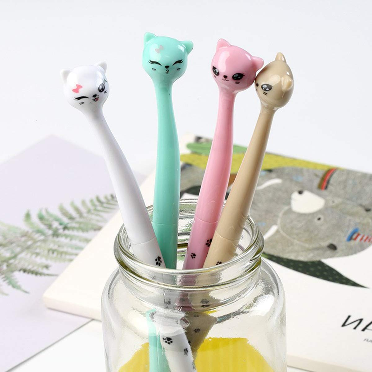 Cute Cat Pens - oddgifts.com