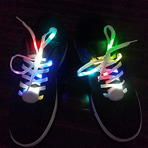 Light Up LED Shoelaces - oddgifts.com
