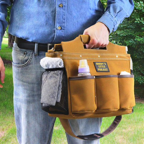 Manly Diaper Bag - OddGifts.com