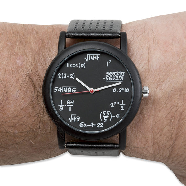 Math Equation Watch - oddgifts.com