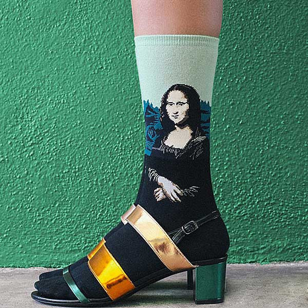 Art Socks - OddGifts.com
