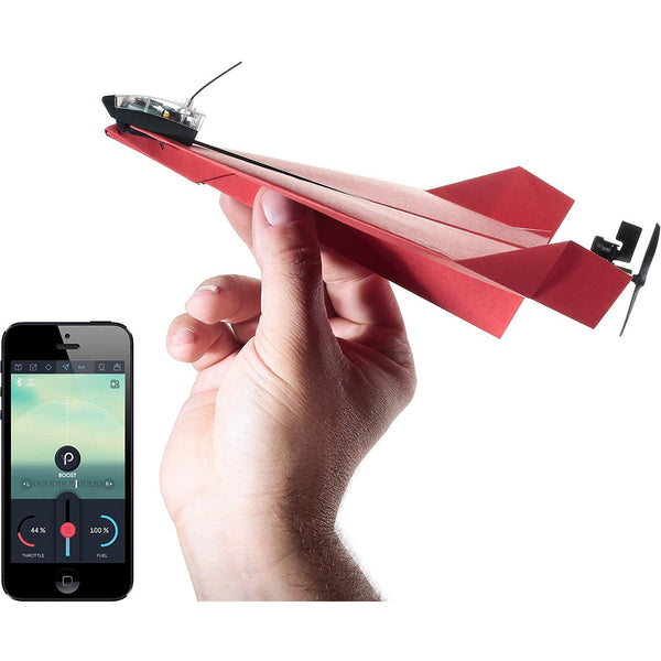 Motorized Paper Airplane - oddgifts.com