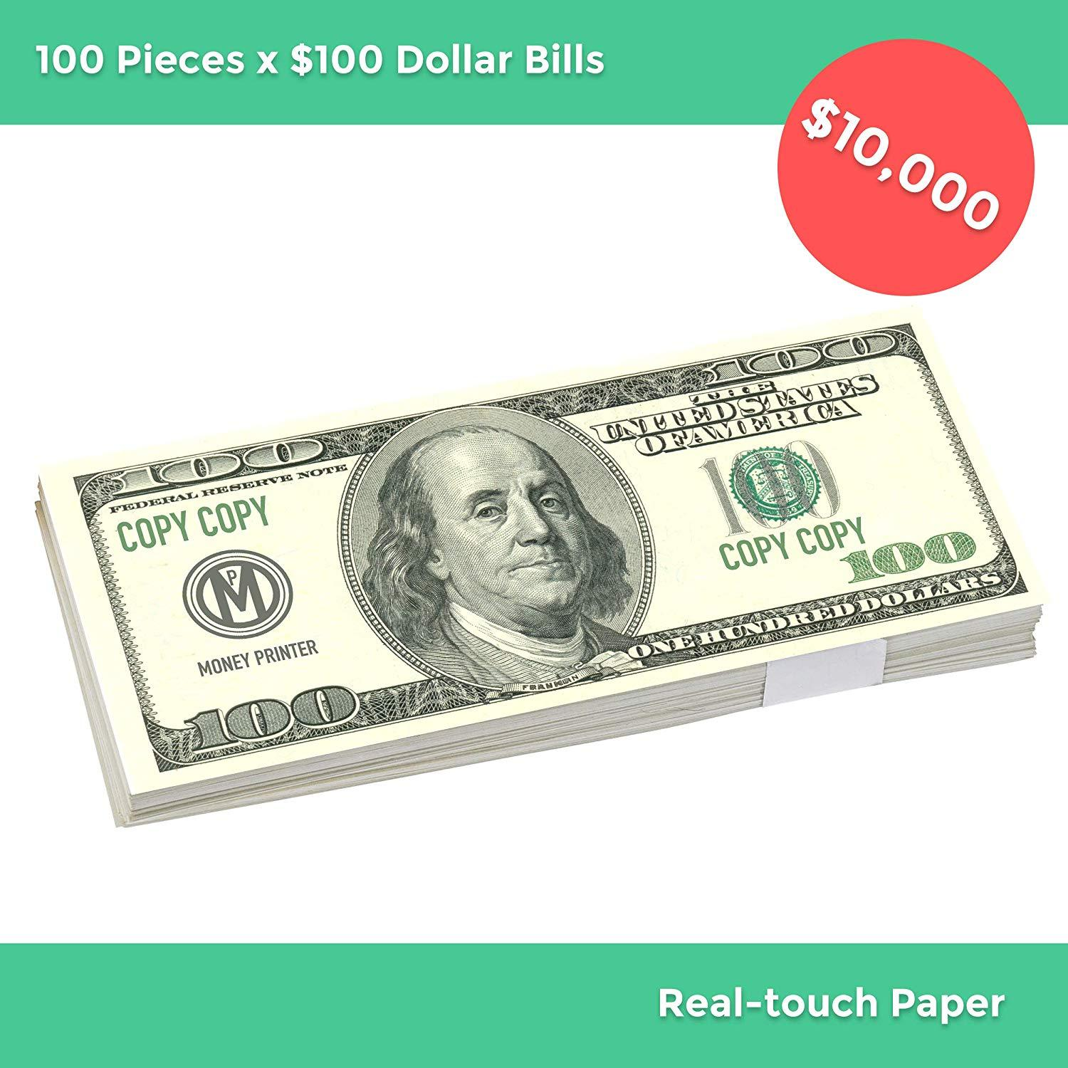 Movie Prop Money - oddgifts.com