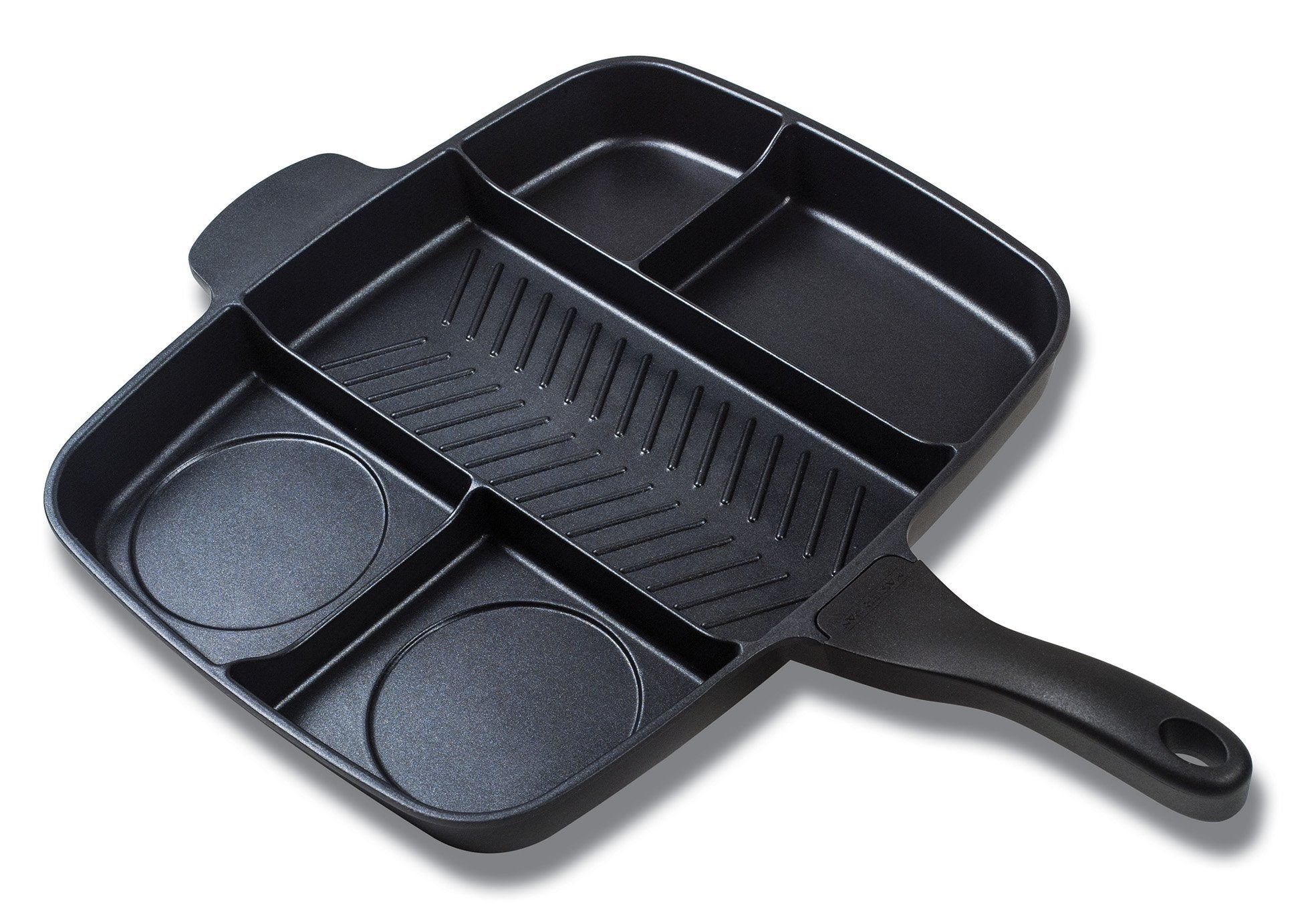 Multi Sectional Divided Skillet - oddgifts.com