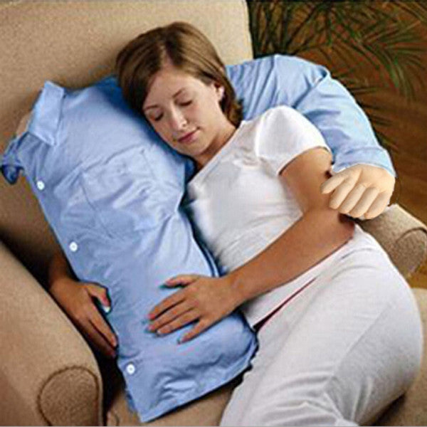 Boyfriend Pillow - OddGifts.com