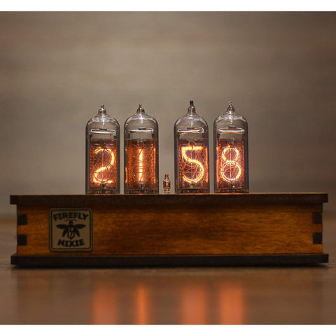 Nixie Tube Clock - oddgifts.com