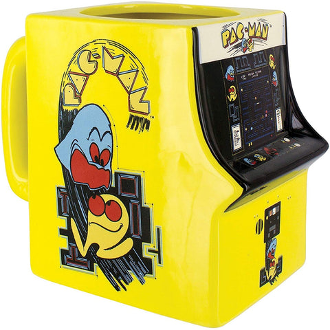 Pac Man Arcade Game Coffee Mug - oddgifts.com