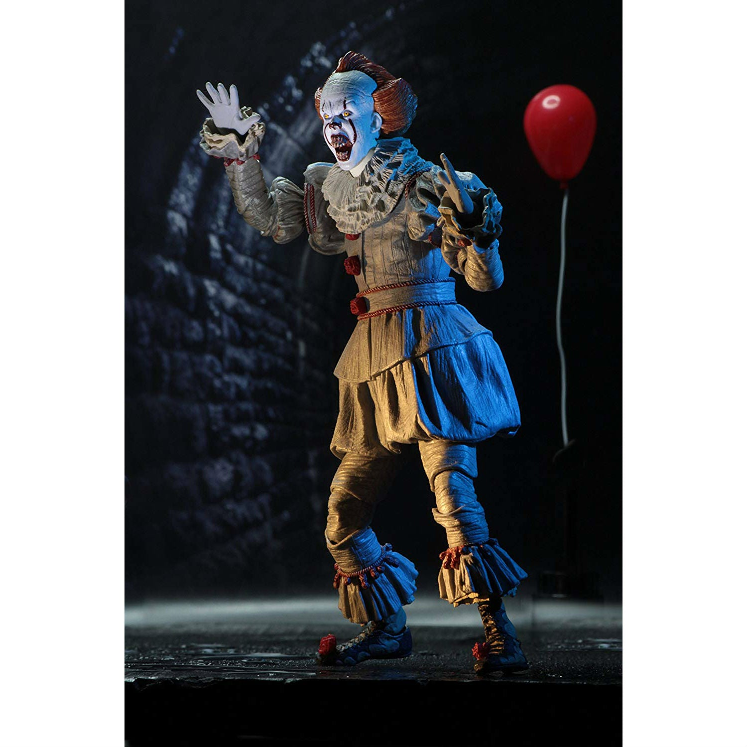 Pennywise Clown Action Figure - oddgifts.com