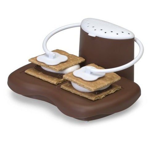 Perfect Microwave S'mores Maker - oddgifts.com