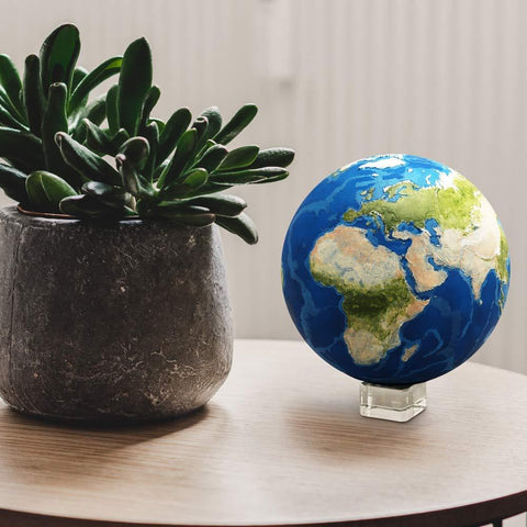 Precise Planet Earth Replica - oddgifts.com