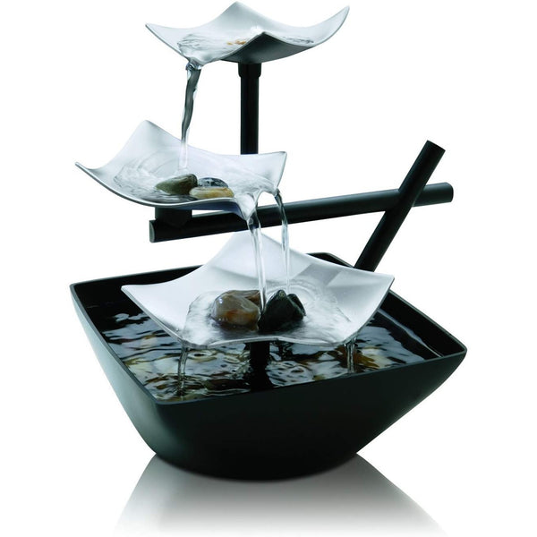 Relaxing Tabletop Waterfall - oddgifts.com