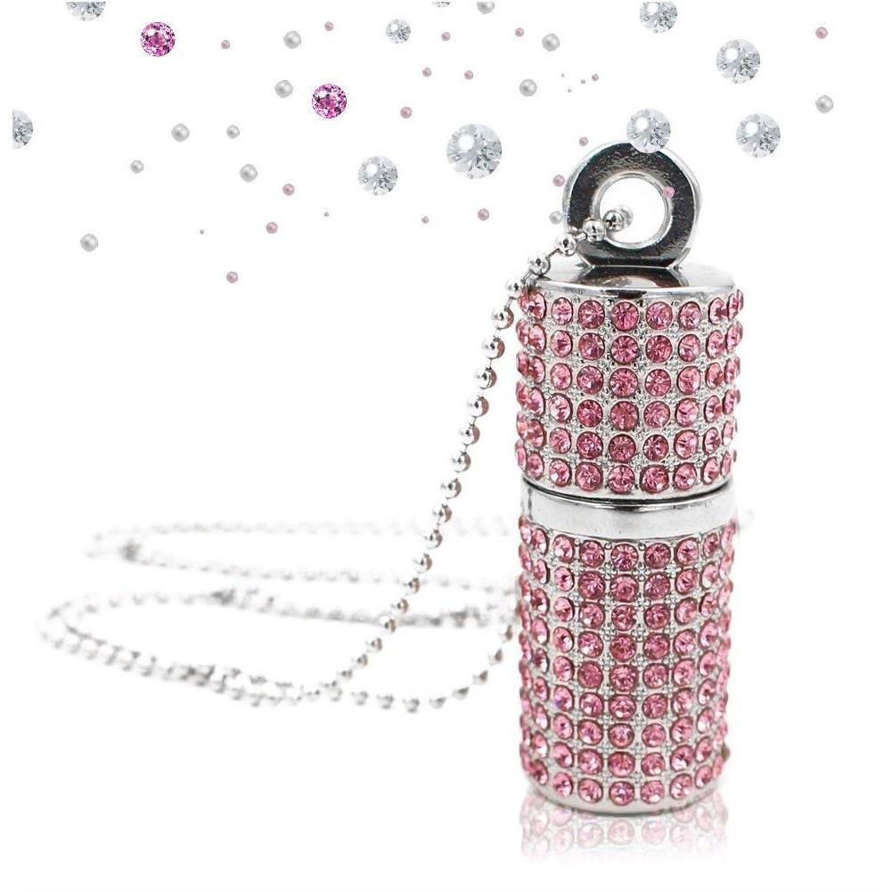 Rhinestone Flash Drive - oddgifts.com