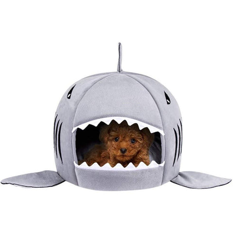 Shark Pet Bed - OddGifts.com