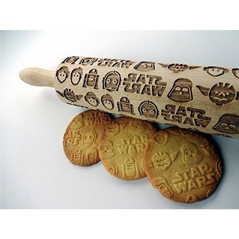 Star Wars Rolling Pin - oddgifts.com