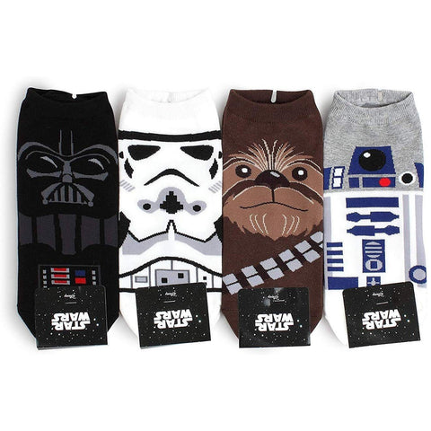 Star Wars Socks - oddgifts.com