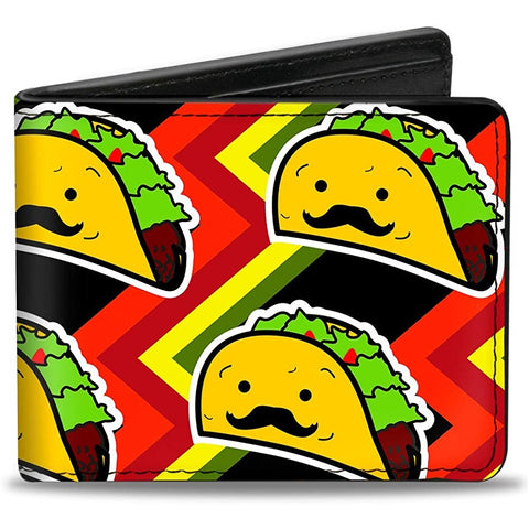 Taco Man Wallet - oddgifts.com
