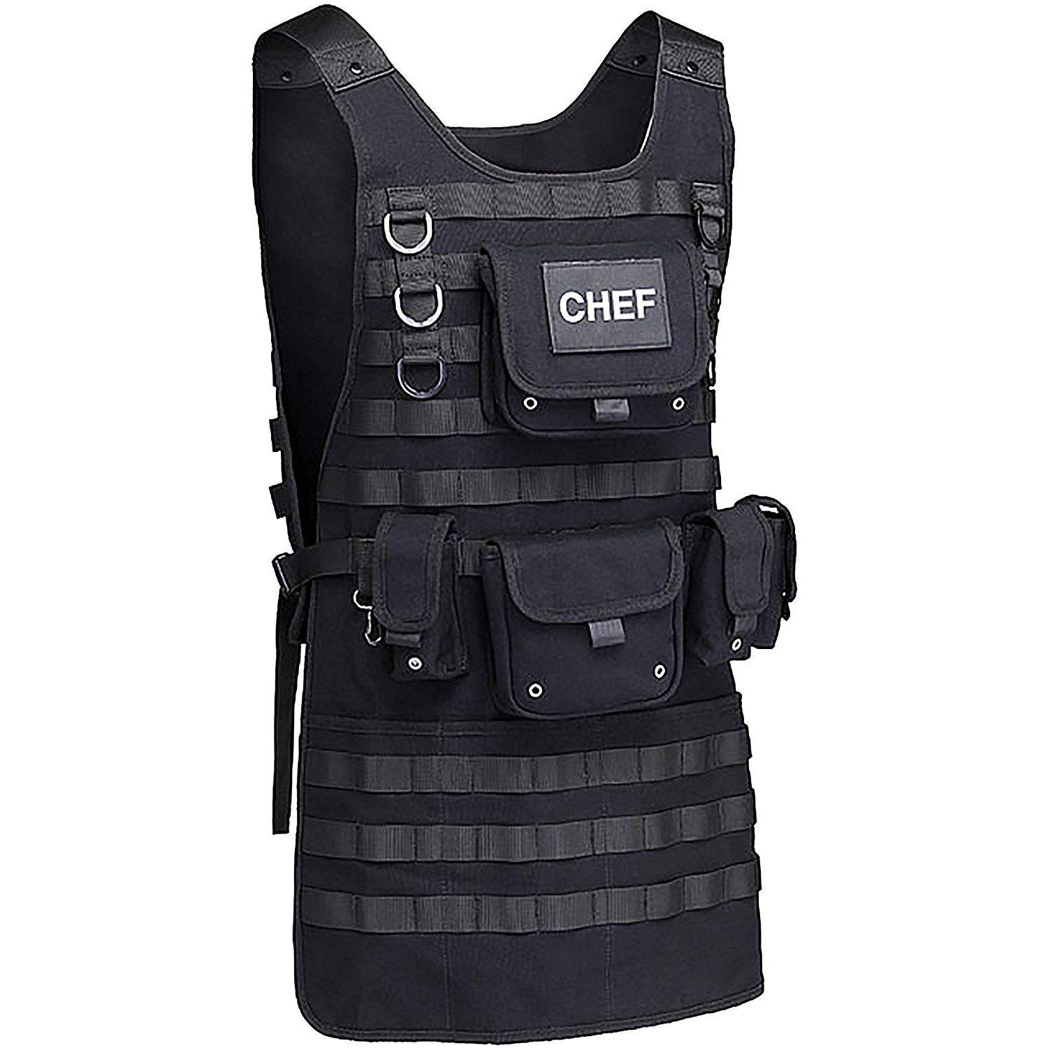 Tactical BBQ Apron - OddGifts.com