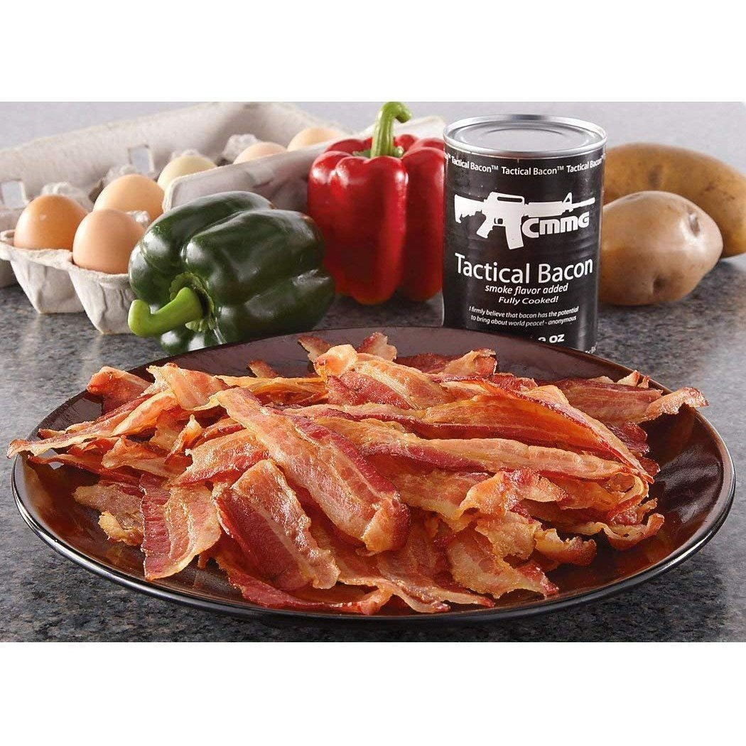 Tactical Bacon - OddGifts.com