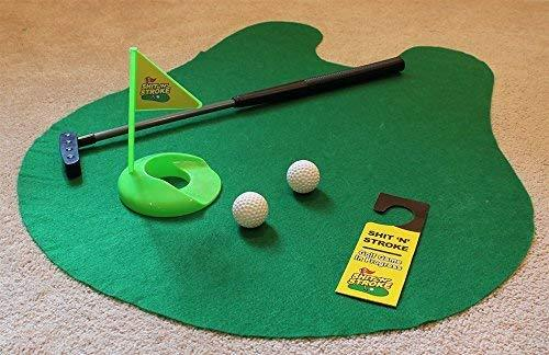 Toilet Golf - OddGifts.com