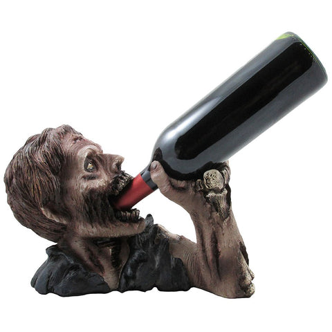 Undead Zombie Wine Bottle Holder - oddgifts.com