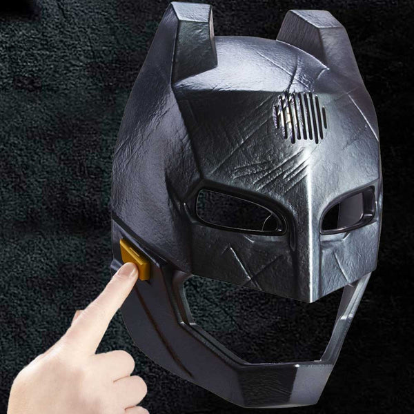 Batman Mask With Voice Changer