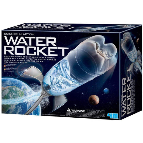 Water Rocket Kit - OddGifts.com
