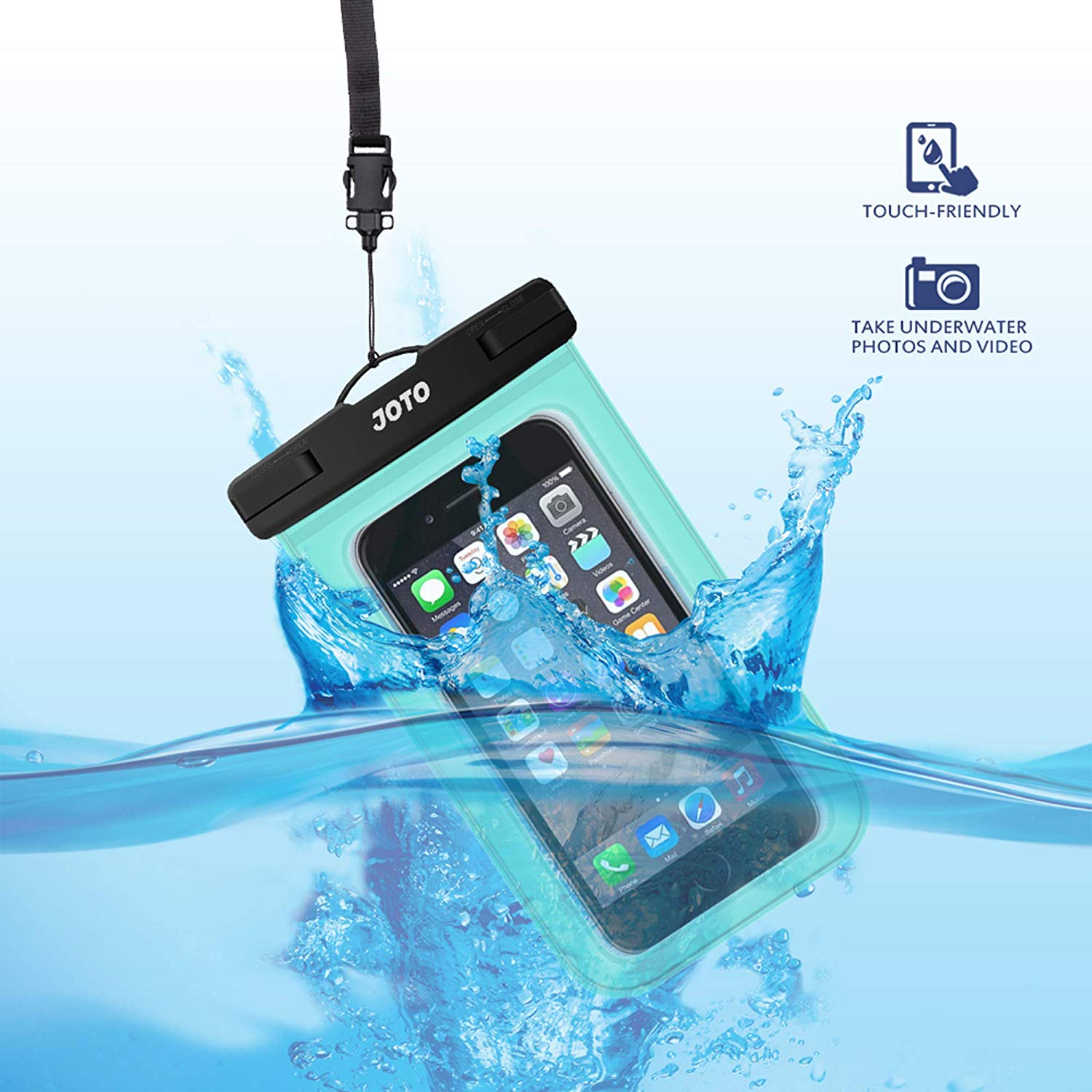 Waterproof Cellphone Pouch - oddgifts.com