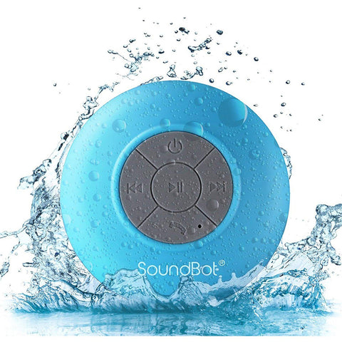 Waterproof Shower Speaker - OddGifts.com