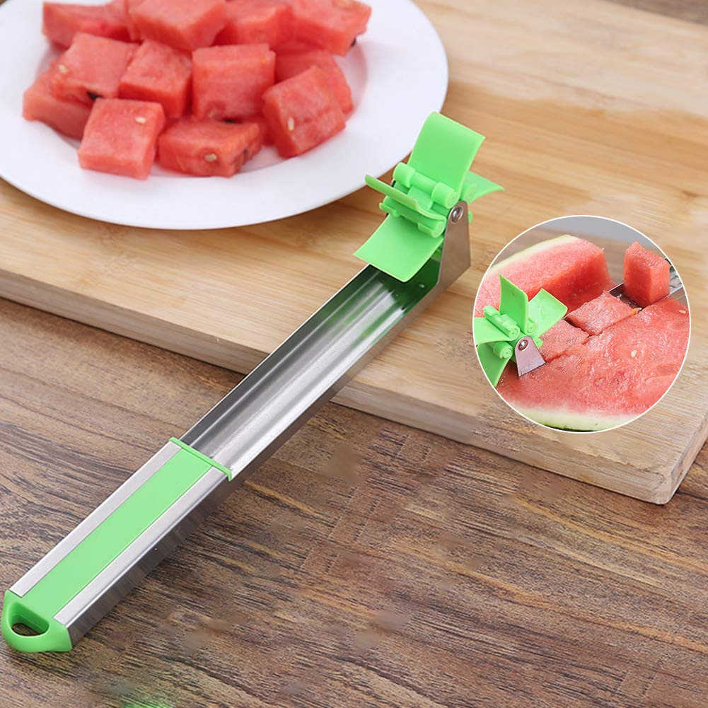 Windmill Watermelon Slicer Cutter - OddGifts.com