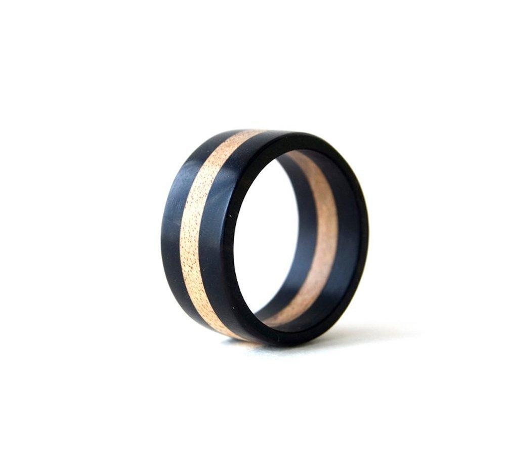 Wooden Rings For Men - oddgifts.com