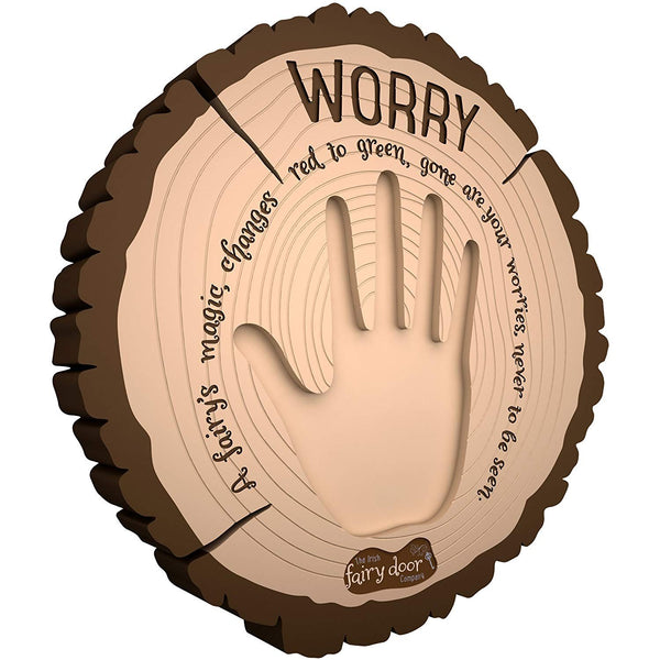 Worry Plaque - oddgifts.com