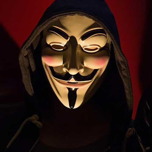 Anonymous Hacker Mask - OddGifts.com