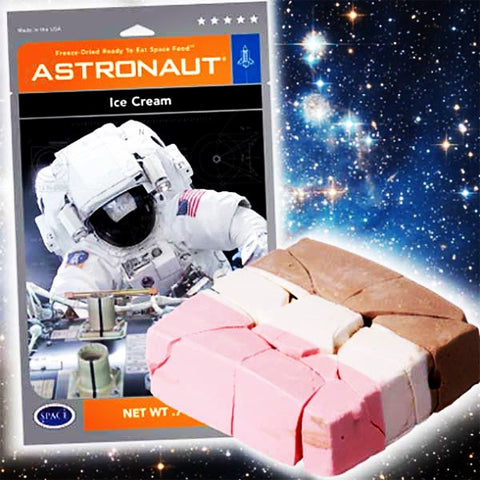 Astronaut Ice Cream - OddGifts.com