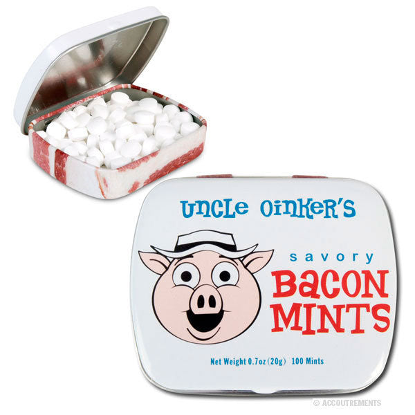 Bacon Mints - OddGifts.com