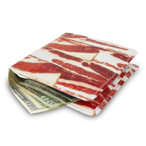 Bacon Wallet - OddGifts.com