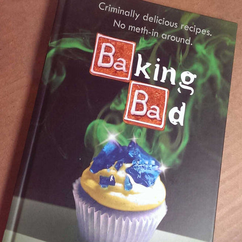 Baking Bad Cookbook - OddGifts.com