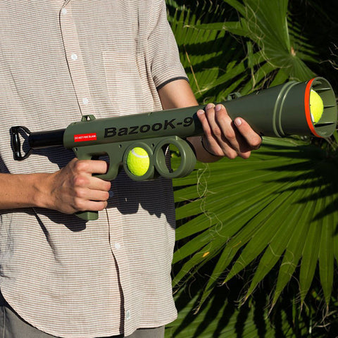Bazooka Ball Launcher - OddGifts.com